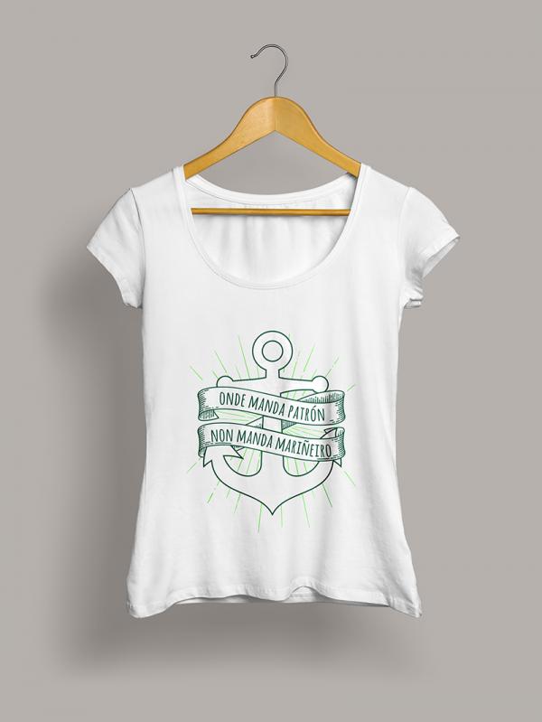 camiseta-onde-manda-patron-chica