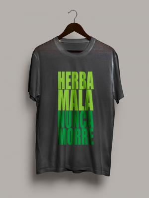 herba-mala-camiseta-hombre