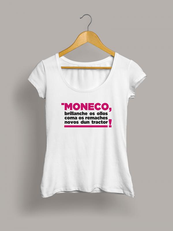 moneco-camiseta