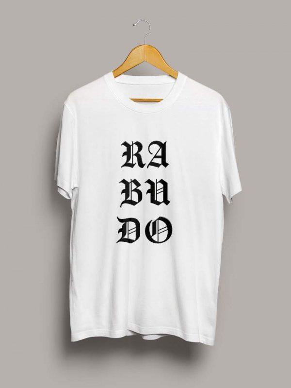 Camiseta chico rabudo