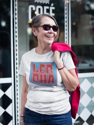 Camiseta chica lercha ocarallovintenove